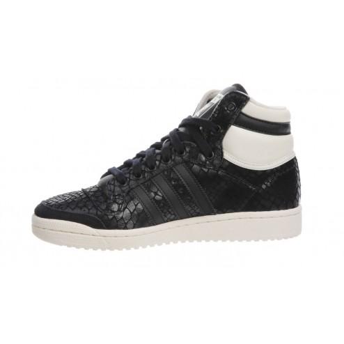 Черни Дамски кецове Adidas Top Ten Hi