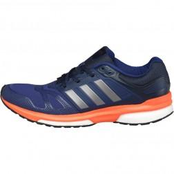 Adidas - Revenge Boost 2 Techfit Мъжки маратонки за бягане (лилави)