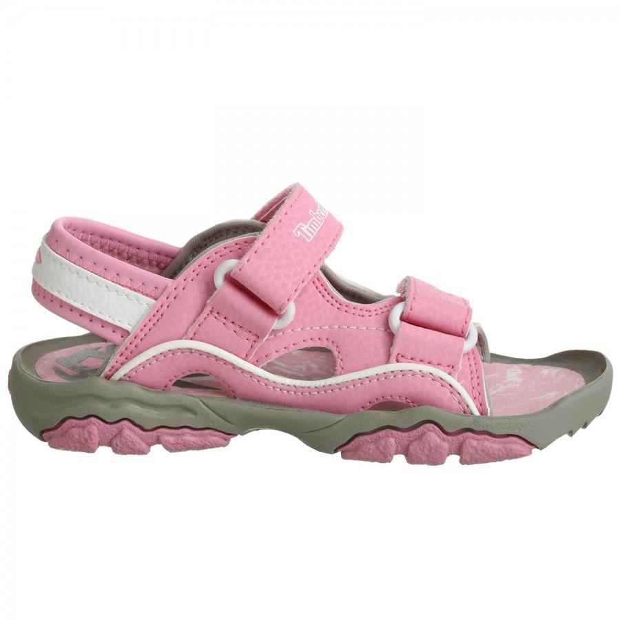 Розови сандалки за деца