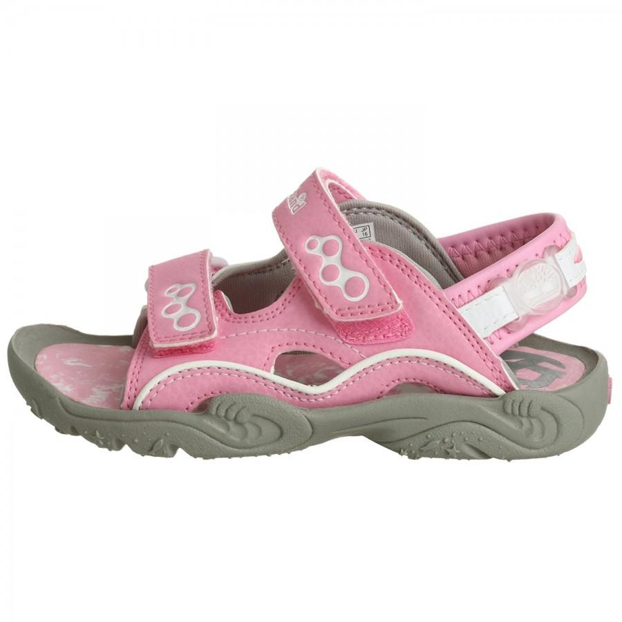 Кожени Детски сандали Timberland