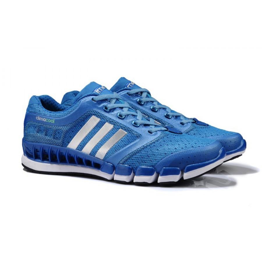 Оригинални сини маратонки Adidas Climacool CC Revoiution