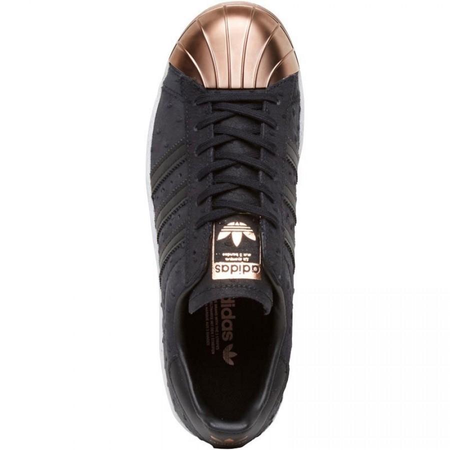 Кожени обувки adidas Supestar