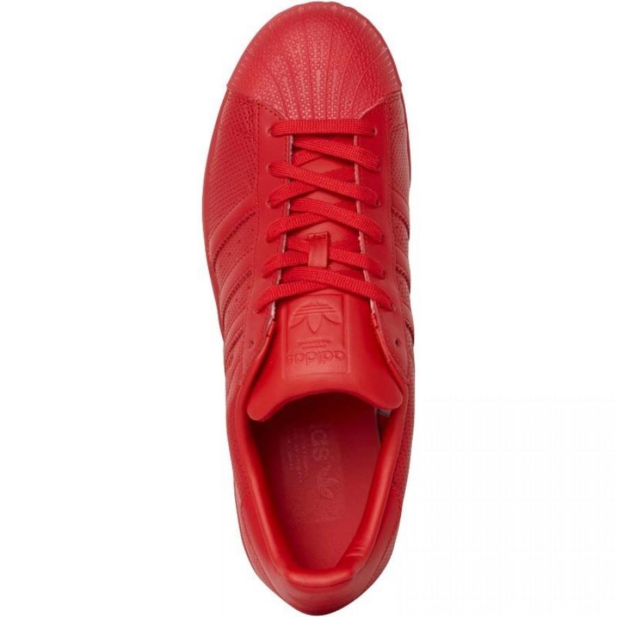 Кожени спортни обувки adidas superstar