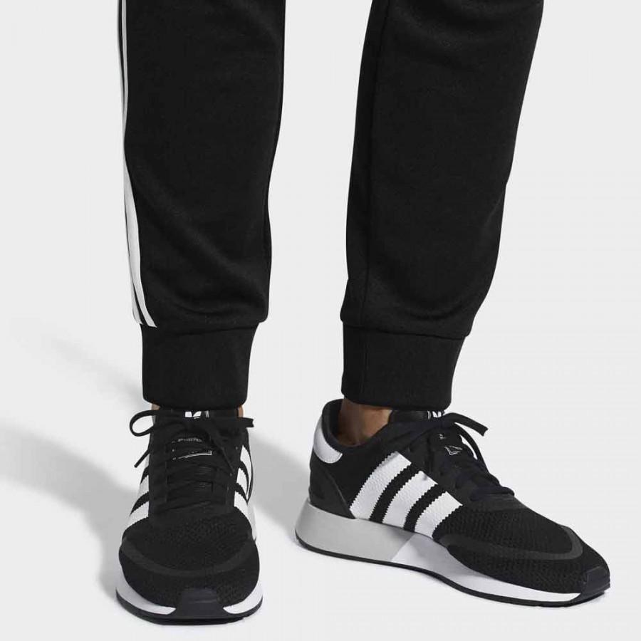 Черни маратонки adidas