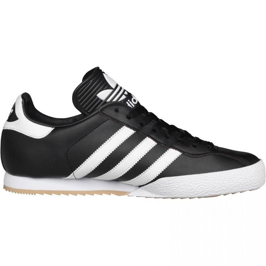 Черно бели маратонки adidas