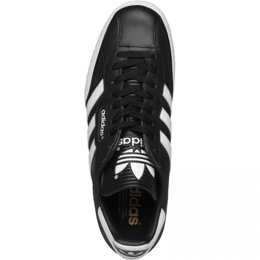 Мъжки кожени спортни обувки адидас
