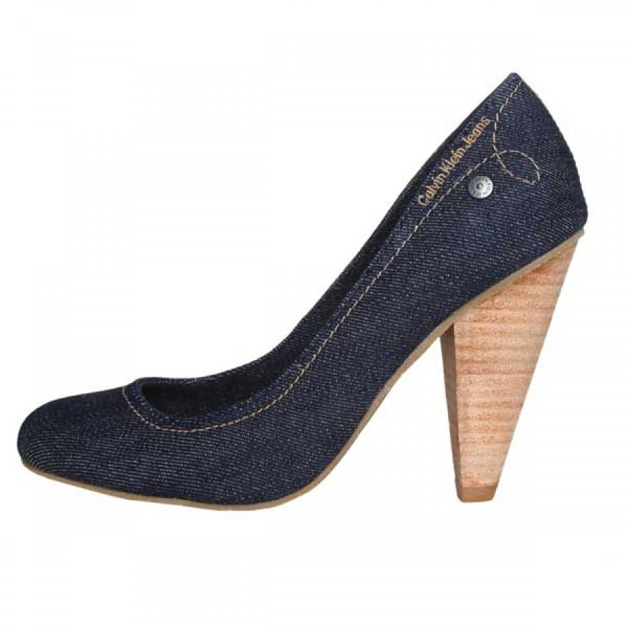 Обувки Calvin Klein Ivonne