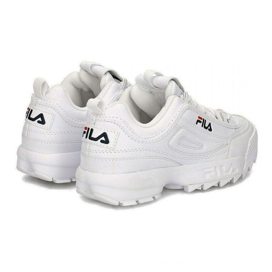 Бели маратонки Fila