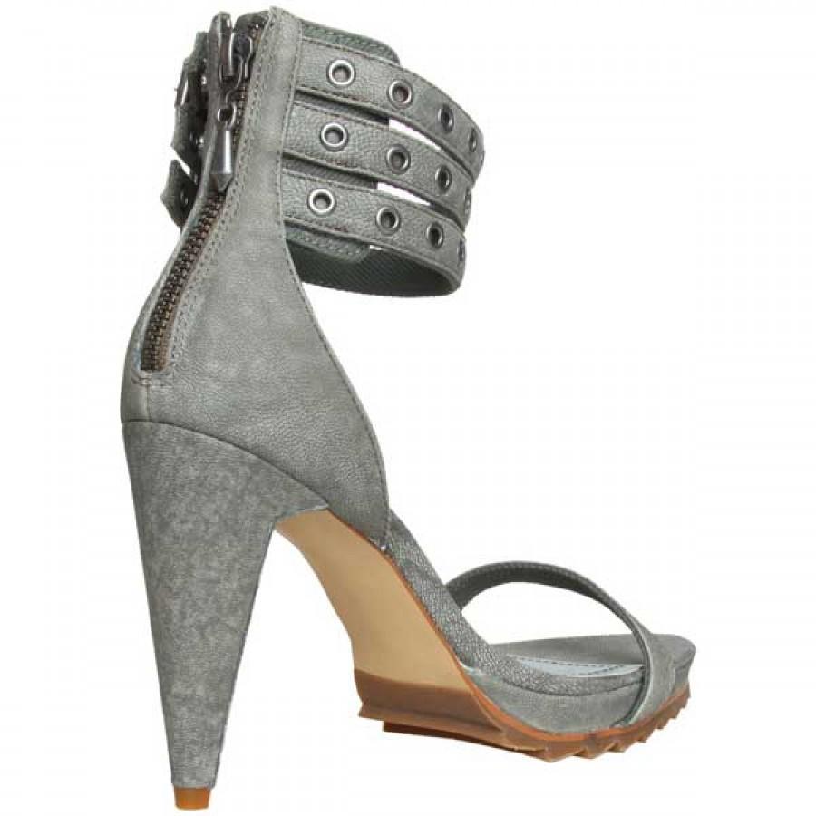 CALVIN KLEIN сандали на платформа