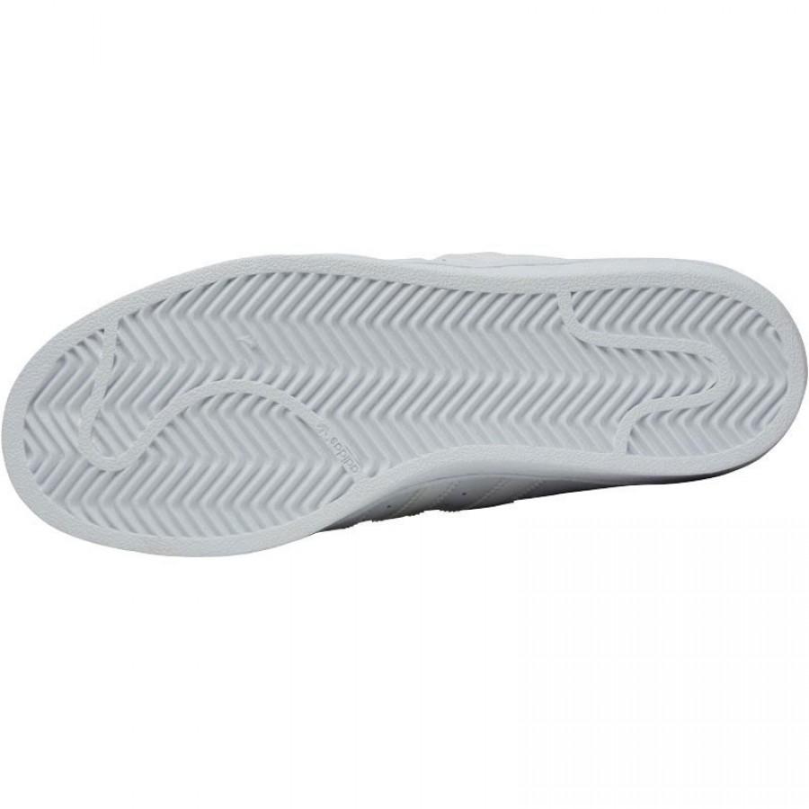 Бели кецове adidas Superstar