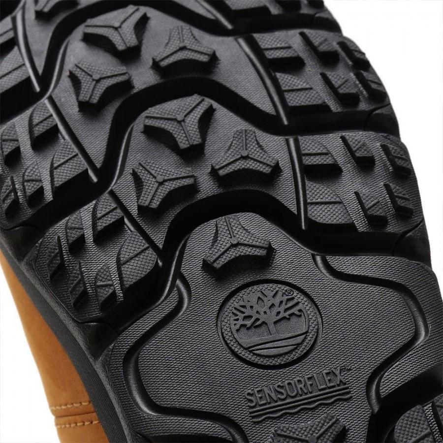 Кожени обувки Timberland