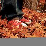 Как да носим маратонки есента