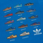 Историята на adidas Samba